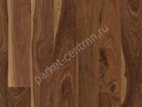 Паркетная доска Boen  Однополосная Walnut American Animoso Live Satin