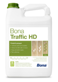 Паркетный лак Bona Traffic HD 2K матовый 4,95л